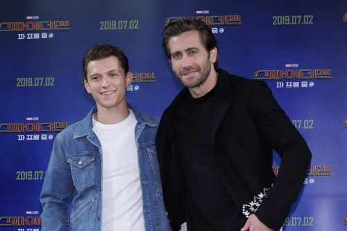 Tom Holland Had No Idea Jake Gyllenhaal Was a Producer on 'The Devil All the Time'