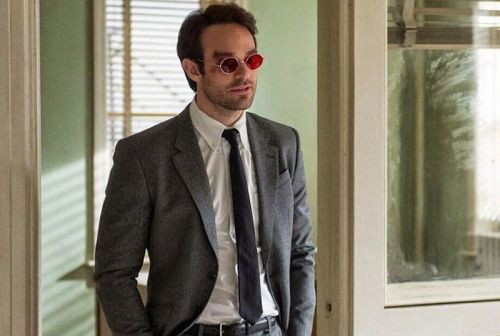 Daredevil's Charlie Cox Reportedly Seen on Set of Spider-Man 3!