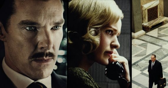 The Courier Trailer: Benedict Cumberbatch's '60s-Era Spy Comes to Theaters This March