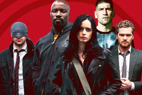 "Kevin Feige on if Marvel Studios Can Use Netflix Heroes: ""I Think We Probably Could"""