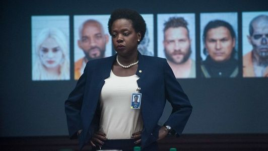 Amanda Waller is Back in New The Suicide Squad Set Photos