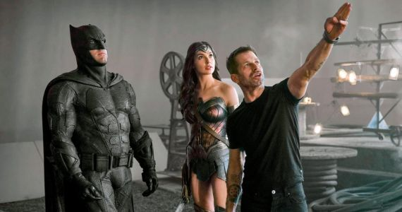 Zack Snyder Never Heard a Word from Warner Bros. After the Snyder Cut Was Released
