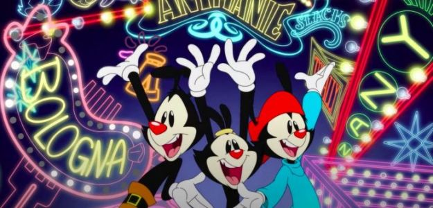 'Animaniacs' Trailer: Come for the Zany, Stay for the Brainy in the New Hulu Reboot