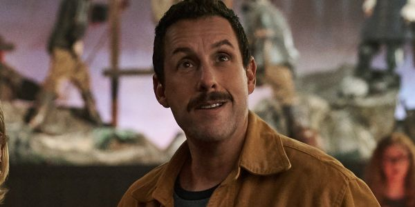 Adam Sandler Will Go To Space In A New Netflix Movie