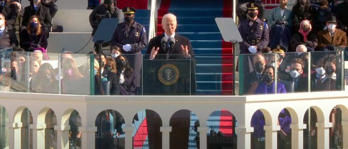 Daily Podcast: Reacting to Joe Biden's Presidential Inauguration