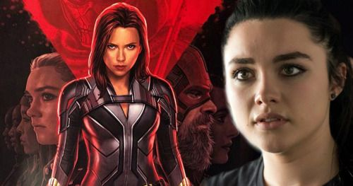 Florence Pugh Calls Black Widow Painful, Raw, Beautiful &