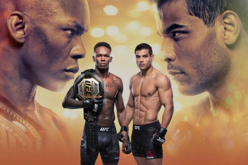 How to Watch UFC 253: Adesanya vs. Costa Live Stream and Fight Card
