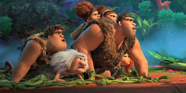 Croods 2 Box Office; A New Age Puts Up Some Surprising Numbers Over The Thanksgiving Holiday