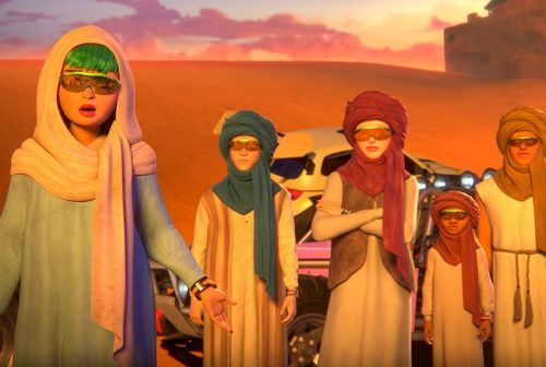 Fast & Furious: Spy Racers Speeds to the Sahara in Season 3 Trailer & Poster