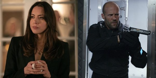 Aubrey Plaza And Jason Statham Are Teaming Up For A Guy Ritchie Thriller