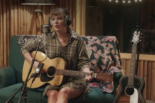 Where is Long Pond Studio Located in Taylor Swift's 'Folklore' Movie?