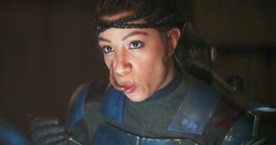 Sasha Banks Freaked Out Over Her Role in The Mandalorian, Won't Return in Season 2
