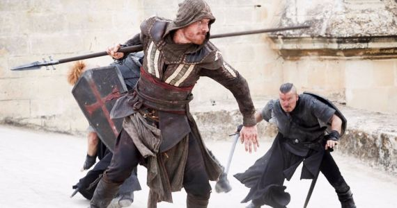 Assassin's Creed Live-Action TV Show Is Coming to Netflix
