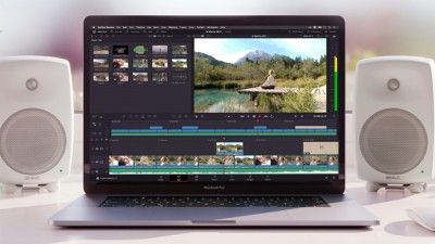 Scoop Up These Cool DaVinci Resolve Transitions for Free