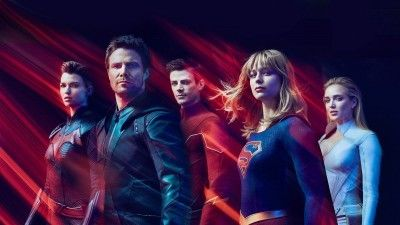 How 'Crisis on Infinite Earths' Wrote and Shot That Epic Crossover
