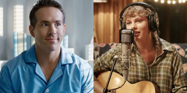 Ryan Reynolds Releases Some Of Taylor Swift's Re-Recorded Love Story In Hilarious Match.com Ad