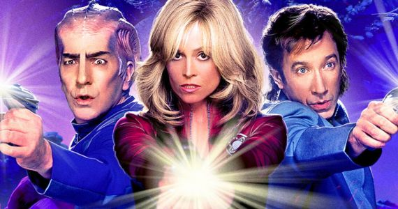 Galaxy Quest TV Series Is Happening with Simon Pegg