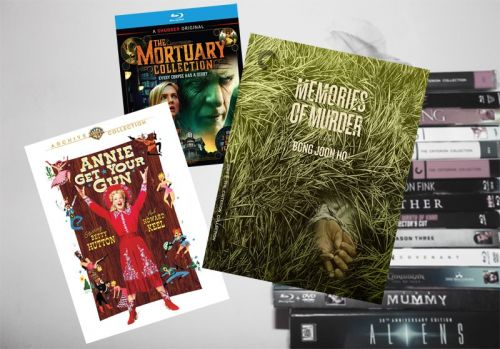 April 20 Blu-ray, Digital and DVD Releases