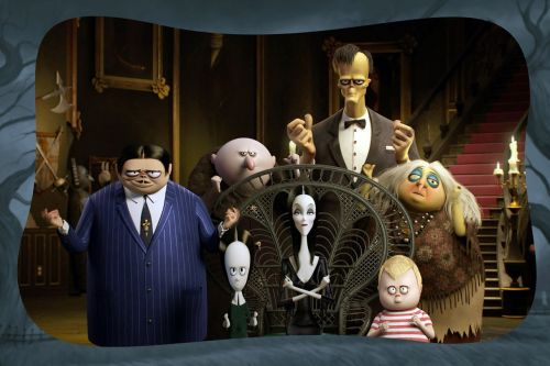 Stream It Or Skip It: 'The Addams Family' on Hulu and Amazon Prime, a Reanimated Animated Version of the Classic TV Weirdos
