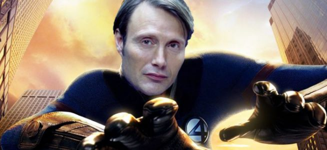 "Mads Mikkelsen Talks About His ""Humiliating"" 'Fantastic Four' Audition"