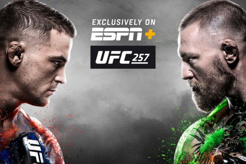 ESPN+ Will Be Streaming UFC 257 This Weekend: Watch Conor McGregor Fight Dustin Poirier