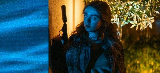 'Two Weeks to Live' Trailer: Doomsday-Prepper Maisie Williams Wants Revenge