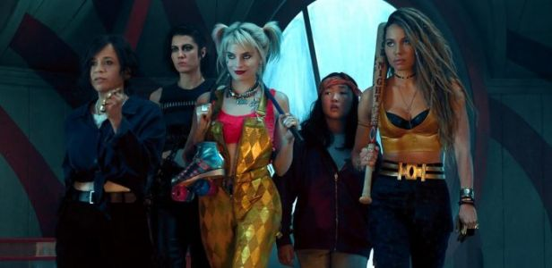 """How 'Birds of Prey' Builds Harley Quinn's """"Girl Gang,"""" According to Margot Robbie"""