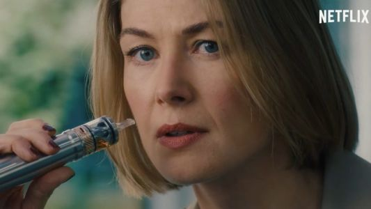 I Care a Lot Trailer: Rosamund Pike Hustles the Wrong Woman