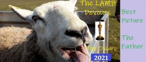 The Lamb Devours the Oscars 2021 - Best Picture - The Father