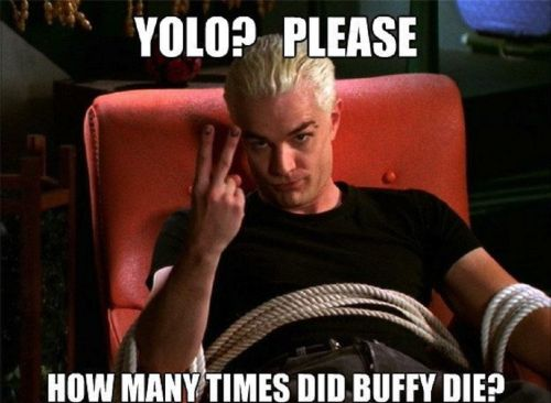 Buffy the Vampire Slayer: 9 Spuffy Memes That Will Have You Dying Of Laughter