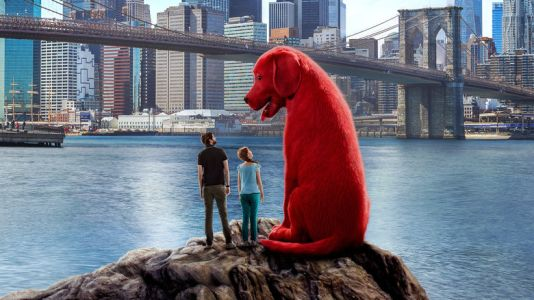 Clifford The Big Red Dog Trailer: He's A Dog And He's Big