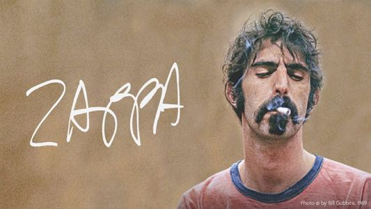 Enter ComingSoon's DVD Giveaway for Alex Winter's Zappa!