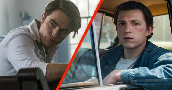 The Devil All the Time First Look Unites Tom Holland and Robert Pattinson on Netflix