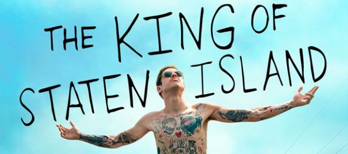 'The King of Staten Island' Hits Blu-ray in August, Watch a Clip About Pete Davidson's Personal Comedy