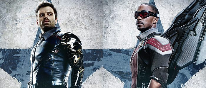 'The Falcon and The Winter Soldier' Character Posters Soar in with New 'Marvel Legends' Episodes