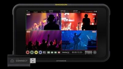 Atomos Connect Makes Live Streaming Simple