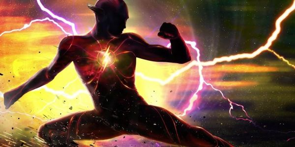 The Flash Director Teases Ezra Miller's New Suit With Cool Image