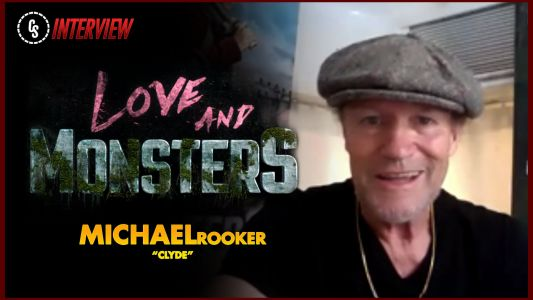 CS Video: Love and Monsters Interview With Michael Rooker