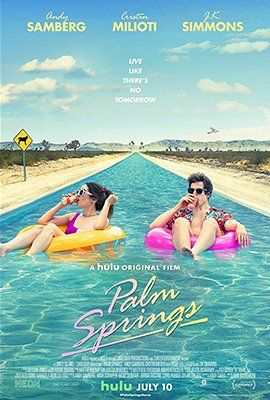 Andy Samberg's 'Palm Springs' Makes A Splash, Natalie Erika James Makes Haunting Directorial Debut With 'Relic' - Specialty Streaming Preview