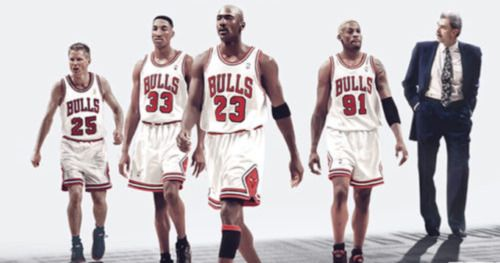 Michael Jordan Documentary The Last Dance Is Coming to ESPN and