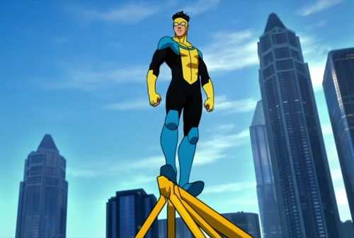 Amazon Unveils Invincible First-Look Clip & Premiere Date!