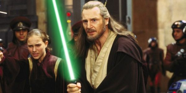 Has Star Wars' Liam Neeson Been Approached To Reprise Qui-Gon Jinn?