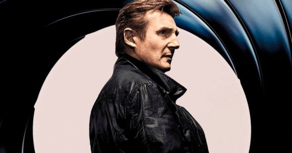 Liam Neeson Says His Late Wife Talked Him Out of James Bond Role in the 90s