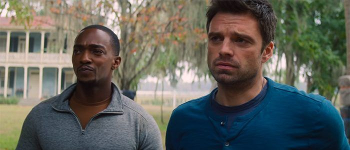 'The Falcon and the Winter Soldier' TV Spot: Sam Wilson and Bucky Barnes Are Just Co-Workers