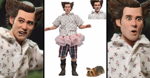 NECA Unveils Ace Ventura Shady Acres Action Figure with Wiggles
