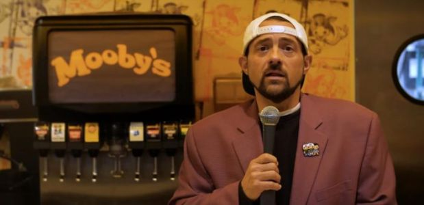 Kevin Smith's Mooby's Restaurant Becomes a Reality, Launching with Postmates Delivery to Support Coronavirus Charity
