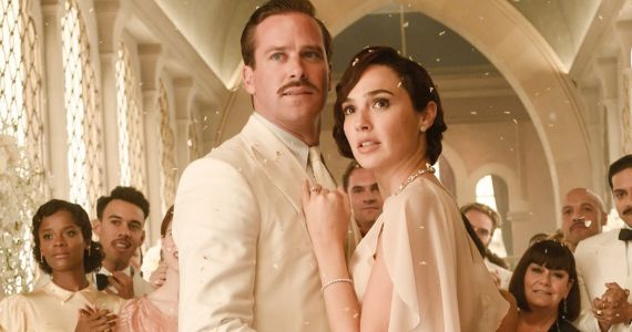 Gal Gadot and Armie Hammer Set Sail for Murder in New Death on