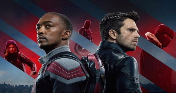 The Falcon and the Winter Solider TV Spot Puts the Marvel Heroes to Work on Disney+
