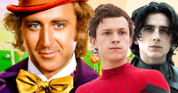Willy Wonka Prequel Set for 2023, Tom Holland, Timothee Chalamet Being Eyed to Star