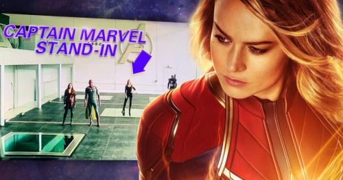 Captain Marvel's Age of Ultron Deleted Scene Revealed in